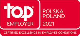 Top Employer Poland 2021