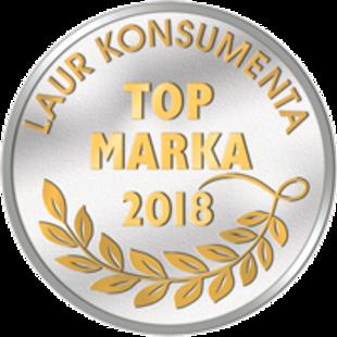 Laur Konsumenta - Top Marka 2019