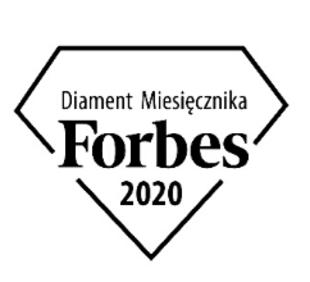 Diamenty Miesięcznika Forbes - W 2020 roku Green Cell znalazł się w prestiżowym gronie laureatów miesięcznika Forbes.