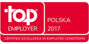 Top Employer Polska 2017