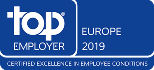 Top Employer Europe 2019