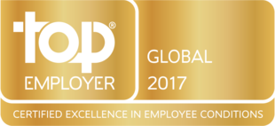 Top Employer Global 2017