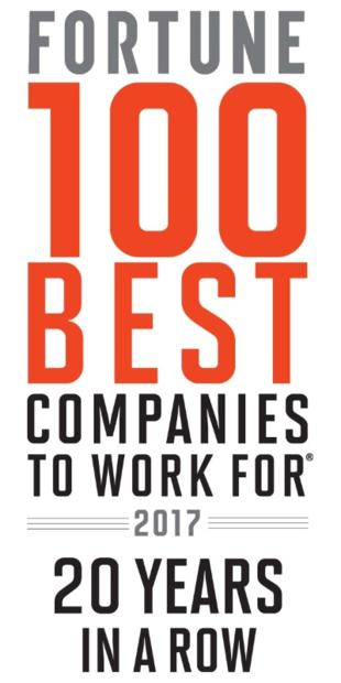100 Best Companies to Work For®