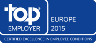 Top Employer Europe 2015