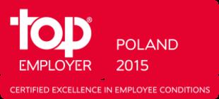 Top Employer Poland 2015