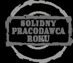 Po raz szósty otrzymaliśmy tytuł Solidny Pracodawca. Tytuł przyznawany jest firmom, które kierują się dbałością o bezpieczeństwo i warunki pracy oraz rozwój pracowników.