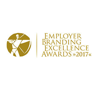 Employer Branding Excellence Award Fujitsu received an award for the best Employer Branding Strategy. This is the most important award for employers who actively promote their brand.