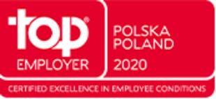 Top Employer Polska 2020