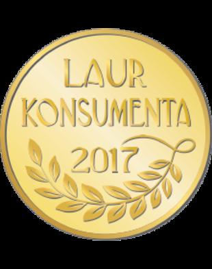 Złoty Laur Konsumenta 2017