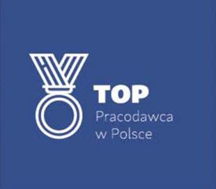 TOP Pracodawca w Polsce 2017 – tytuł przyznawany przez redakcję PulsHR.pl, wyboru dokonali eksperci niezależnego jury.