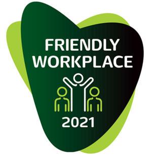 Friendly Workplace 2021