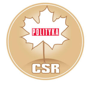 Polityka CSR White Leaf. The awards are handed to companies which continuously improve their work to effectively manage the impact of their company on the environment.