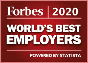 FORBES 2020 - World's Best Employers