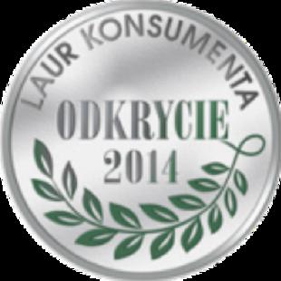 Laur Konsumenta – Odkrycie 2014