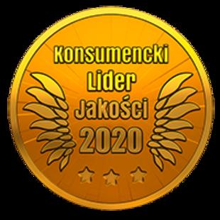 Konsumencki Lider Jakości 2020