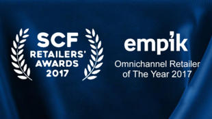 Omnichannel Retailer of The Year 2017