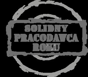 Solidny Pracodawca 2020 w Ogólnopolskim Konkursie Solidny Pracodawca Roku