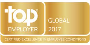 Top Employer Global 2017