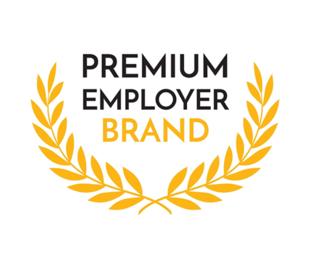 Wyróżnienie w badaniu Premium Employer Brand to nagroda dla firm świadomych swojej marki, efektywnie łączących działania marki pracodawcy i marki klienckiej.