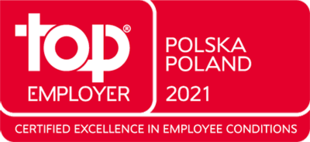Top Employer Poland 2021