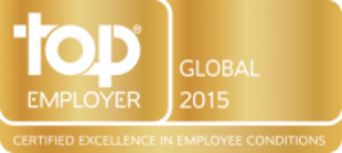 Top Employer GLOBAL 2015