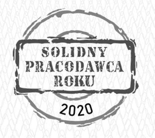 SOLIDNY PRACODAWCA 2020