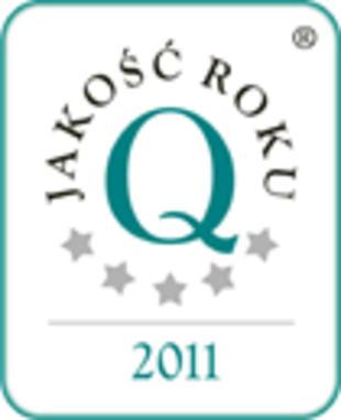 JAKOŚĆ ROKU 2011