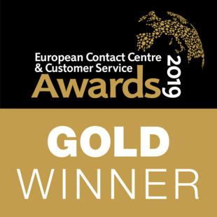 ECCCSA Awards 2019 - Outsourced Contact Centre of the Year - TTEC Krakow; Gold Award