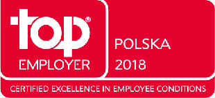 Top Employer Polska 2018