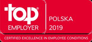Top Employer POLSKA 2019