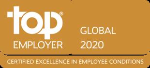 Top Employer GLOBAL 2020