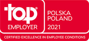 Top Employer Polska 2021
