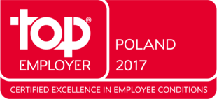 Top Employer Polska 2017