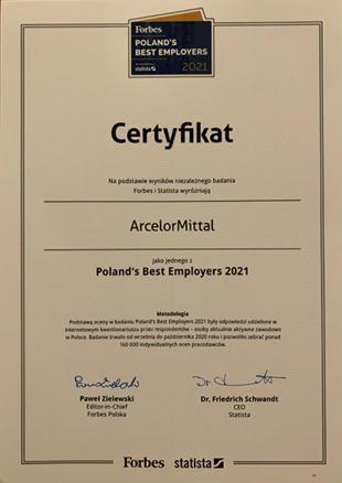 Poland Best Employers 2021