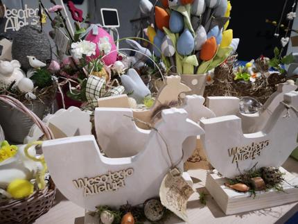 Jarmark Wielkanocny wspierający Warsztat Terapii Zajęciowej w Trzebini
