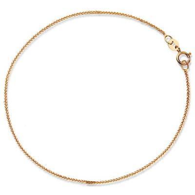 Staviori bransoleta 19cm. żółte złoto 0,585. grubość 0,7 mm.