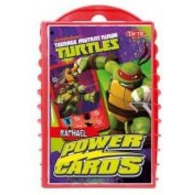Power cards: turtles raphael 40858 p10 tactic/cena za 1szt.