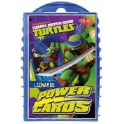 Power cards: turtles leonardo 40857 p10. tactic