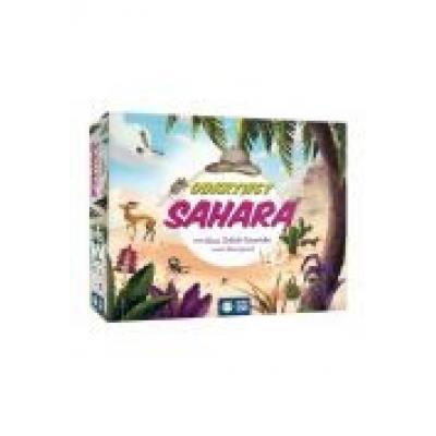 Odkrywcy. sahara