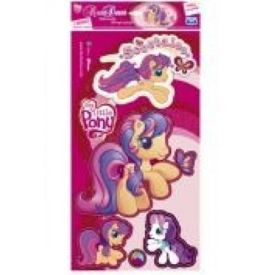 Dekoracja ścienna my little pony
