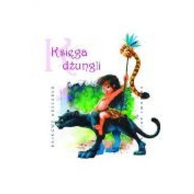 Bajkowe abecadło - księga dżungli