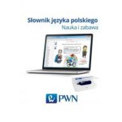 Pendrive słownik języka polskiego pwn nauka i zabawa
