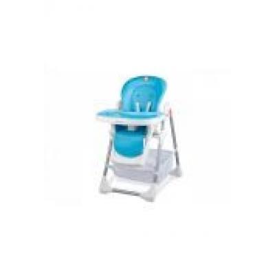 Krzesełko do karmienia linn plus turkusowe