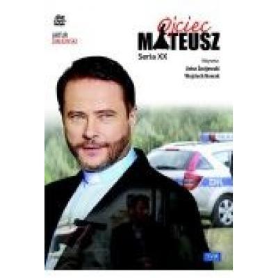 Ojciec mateusz. seria 20 (4 dvd)