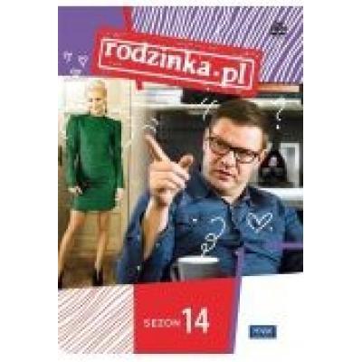 Rodzinka.pl - sezon 14 (2 dvd)
