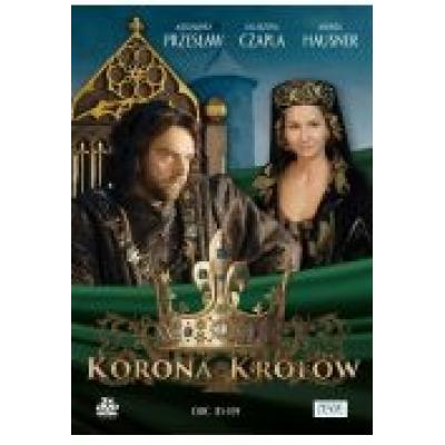 Korona królów sezon 1 odcinki 85-109 (3dvd)