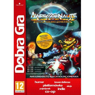 Gra PC TECHLAND Dobra Gra Awesomenauts Edycja Kolekcjonerska