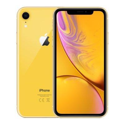 Smartfon APPLE iPhone XR 64GB Żółty MRY72PM/A