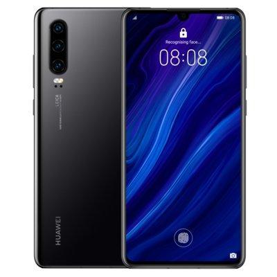 Smartfon HUAWEI P30 Czarny