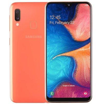 Smartfon SAMSUNG Galaxy A20e Koralowy SM-A202FZODXEO